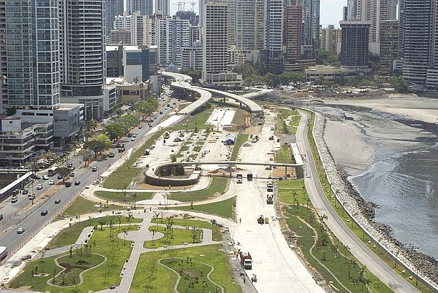 The mega green park will change Panama´s quality of lifestyle