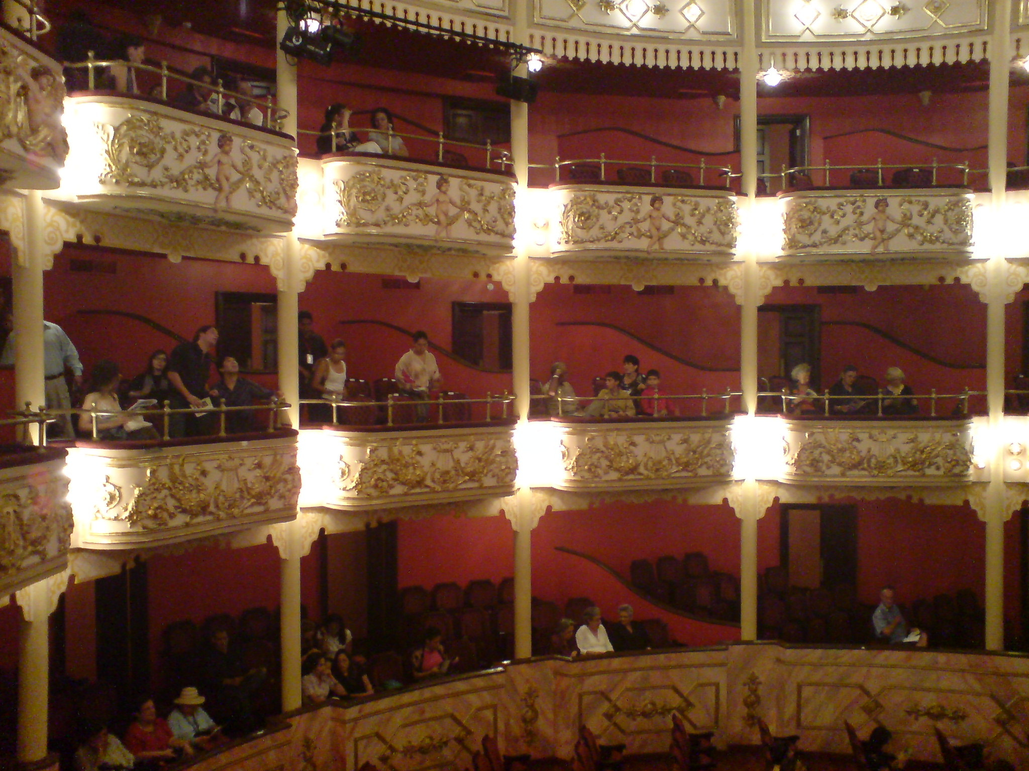 National Theatre, Panama