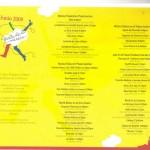 Schedule Fete de la Musique