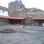 Arco Chato courtyard Panama