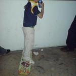 skate kids Casco Antiguo
