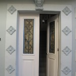 Door Detail Casa Vidal