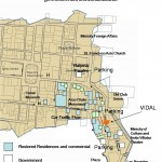 Map Location Vidal Casco Antiguo