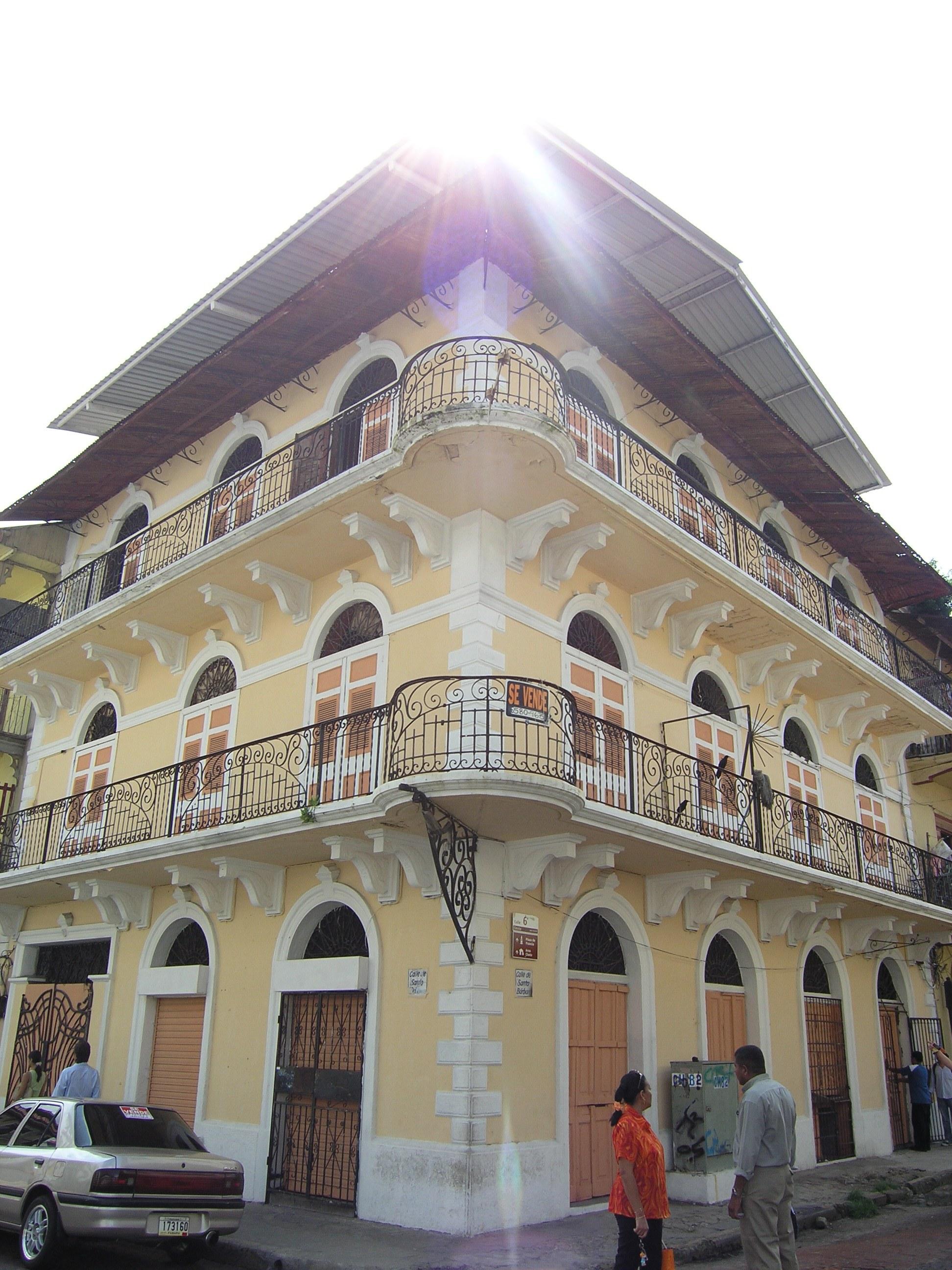 Restaurando un edificio hist rico en casco viejo panam - Casco antiguo de lisboa ...
