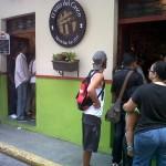 Casco Antiguo sports bar
