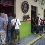 Casco Viejo sports bar