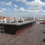 roof terrace Tantalo hotel