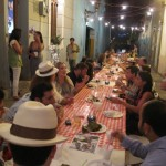 Travel and Leisure street party Casco Viejo 1