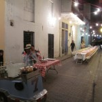 Travel and Leisure street party Casco Viejo