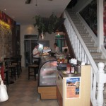 Casco Viejo coffee shop