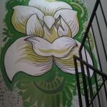 Panama flower espiritu santo