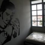 Roberto Duran room