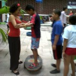 Casco Viejo teaching games