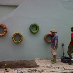 installing tires