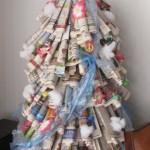 Ecological Christmas Tree