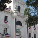 flags Casco Viejo