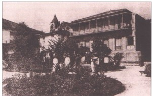 Plaza Bolivar 1923