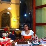 Jazmina at Bazaar