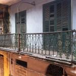 Unrestored Balcony Casco Viejo