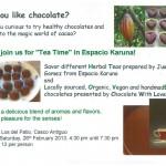 chocolate 26 feb