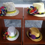 Casco Viejo hats