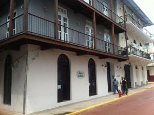 corner casco viejo