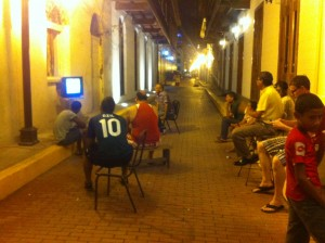 football fever Casco Viejo