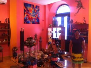 galeria latina