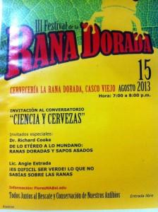 Festival Rana Dorada