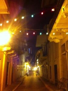 La Casona street