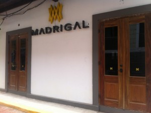 madrigal calle 5