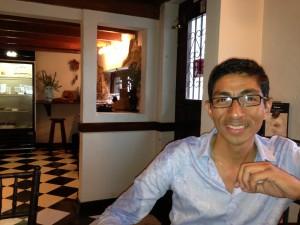 Miguel at Dodo