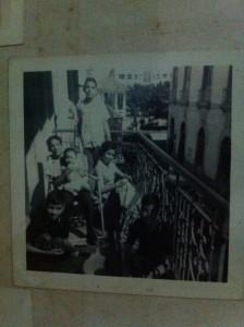Casco Viejo balconeando