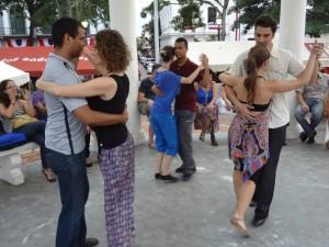 Tango Panama Milonga en el Gazebo