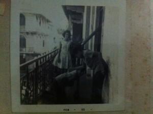balconeando Casco Viejo