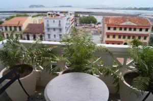 balcony American Trade Hotel