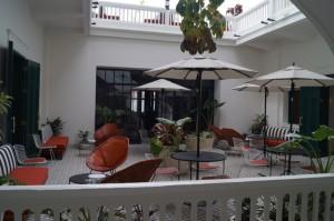 inner patios