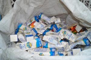 milk recycle
