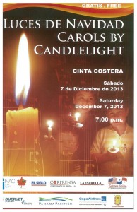 portada carols by candlelight