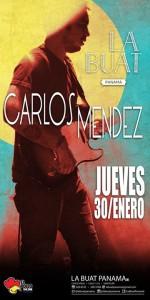 Carlos Mendez La Buat