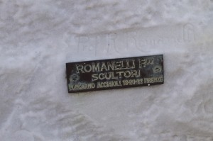 Romanelli sculpture