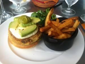 Vegetarian Burger American Trade