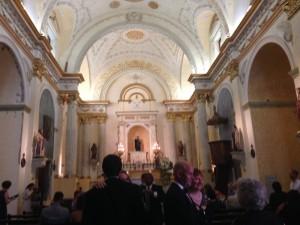 San Felipe Neri church casco viejo