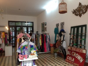 Casco Viejo boutique
