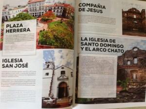 Casco Viejo sites