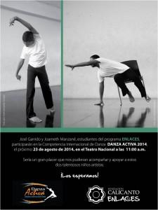 Danza Activa Casco Viejo