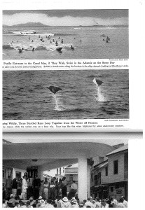 Olas Las Bovedas 1941 National Geographic Magazine