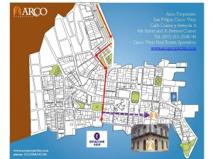 how to get to Arco Properties