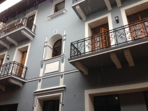 Casco Viejo building