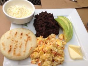 desayuno venezolano Casco Viejo